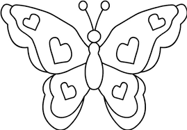 butterfly coloring book printable. Contemporary Printable Butterfly Coloring Book For Printable