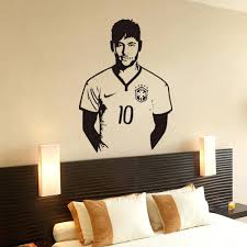 wall decals football junior soccer wall sticker sports football player wall  junior soccer wall sticker sports