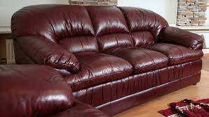 caring for leather furniture sofas