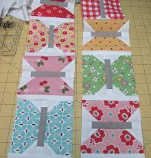 Best 25+ Butterfly quilt pattern ideas on Pinterest | Butterfly ... & Bee In My Bonnet: Bee in my Bonnet Row Along - Row Butterfly Block Tutorial Adamdwight.com