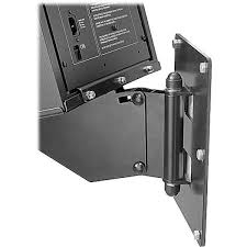the 1032 460b from genelec is a wall mount for the 1032a or s30d monitor speakers the mount offers 15 degrees of tilt and is adjule for correct monitor