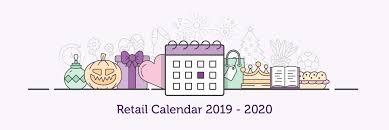 November 2020 Calendar Clip Art The 2019 2020 Retail Calendar Esendex Blog