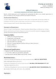 Architectural Drafter Resume Successmaker Co