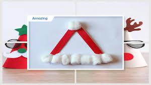 creative diy santa hat ornaments screenshot 2