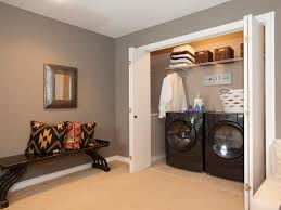 how to turn a spare room into a laundry room picture