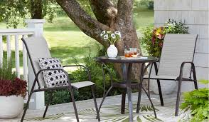 Home depot patio furniture Dining Small Space Outdoor Dining Sets The Home Depot Outdoor Dining Furniture The Home Depot