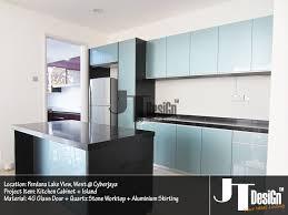 4g glass door kitchen cabinet 2b