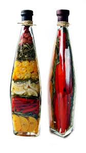 Decorative Infused Oil Bottles CURVATO Decorated Vinegar Bottle Infusions Pinterest Vinegar 10