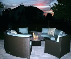 Outdoor Fire Pit Furniture Sets Deluxe Design Patio Furniture