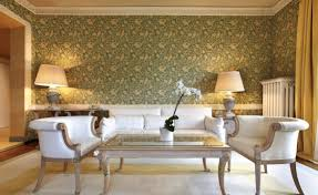 Wallpaper For Living Room Feature Wall Wallpaper For Living Room Best Living Room 2017