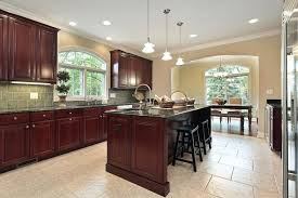Mahogany Kitchen Cabinets Doors In Cupboard