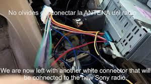 install review radio para carro sony mex xb100bt en honda accord install review radio para carro sony mex xb100bt en honda accord 2001 2007 facil en hd parte 1
