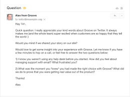 How To Follow Up With An Nps Survey Insights From The Qualaroo Blog