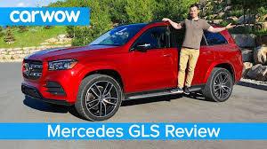 (554)кожа наппа двухцветная amg exclusive коричневый трюфель / чёрная. Mercedes Gls 2020 Suv Review See If It S Better Than The Bmw X7 Youtube
