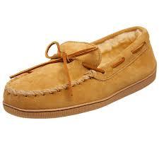 Minnetonka Shoes History Minnetonka Pile Lined Hardsole