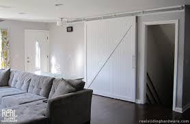 white sliding barn doors and white barn door as a cabinet door fancy modern barn door