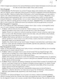 Ap European History Dbq Essay Example Choose Your Test