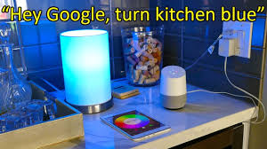 Control Lights Using Google Home Using Google Home To Control Your Smart Light Bulbs