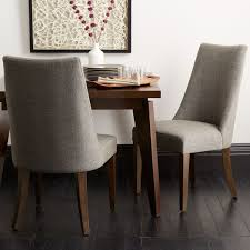 west elm offers stylish and sleek upholstered dining chairs find upholstered dining room chairs to coordinate with modern dining tables