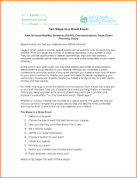 Event Planning Proposal 022 Sample Marketing Plan For Event Planning Business