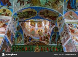 Alexander Svirsky Monastery Orthodox Monastery Leningrad Region ...