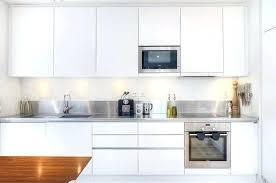 Modern Kitchen Cabinet Design Incredible Modern Kitchen White