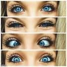 Makeup for blue eyes tumblr 2017