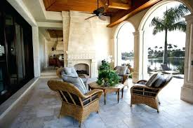 covered patio ideas outdoor covered patio with fireplace ideas