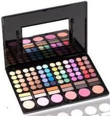 mac professional makeup kit 78 color multicolor image