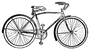 Image result for bicycle clip art image