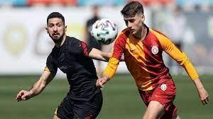 Galatasaray, U19 takımıyla antrenman maçı yaptı - enBursa Haber