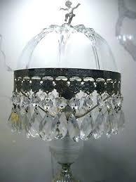 table top chandelier clear tabletop chandelier tabletop chandelier centerpieces