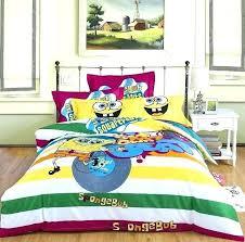 sponge bob comforter set see the comforter set reactive print bedding set quilt cover bed sheet