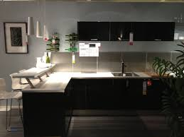 Breakfast Bar For Kitchen Ikea Kitchen With Breakfast Bar Kitchen Pinterest Breakfast