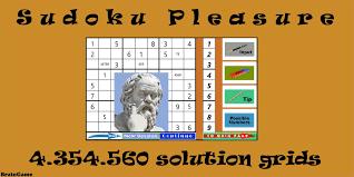 Buy Sudoku Pleasure Microsoft Store En Nz