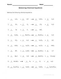 good looking balance chemical equations worksheet 3 answer key science notes balanceequation word equations worksheet answers