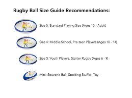 average balls size gilbert zenon rugby training ball size 5