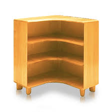 Bookcase, Corner