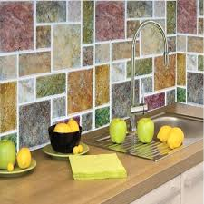 vinyl wall tiles tile new high quality self adhesive mosaic kitchen and removable laser in stationery sticker from 3d