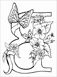 Disegni Fiori Da Colorare Per Bambini Fresco Disegni Farfalle E
