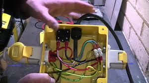a look inside a 240v to 110v stepdown isolating transformer youtube 110 240 To Transformer Wiring 110 240 To Transformer Wiring #42 240 to 110 Transformers Symbols