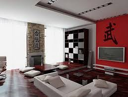 Modern Living Room With Brown Leather Sofa Decoration Ideas Cheerful Interior Design For Small Living Room