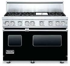 gas stove top viking. Viking Professional 7 Series Black Gas Range Stove Top .