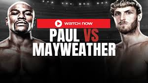 Floyd Mayweather vs Logan Paul Watch Now Show Time Match PPV Online For  Free - Corinthian Vintage Auto Racing