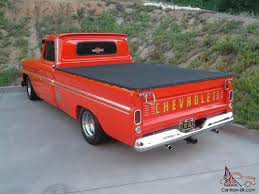 Chevy C10 Pick Up Truck 454 Hot Rod!