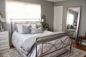 astounding blue gray bedroom of if the bottom color is a