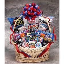 gift basket dropshipping e works snack gift basket large 0