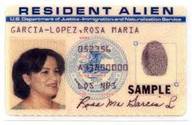 green card with no expiration date