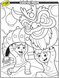 Small Picture Chinese New Year Dragon Coloring Page crayolacom