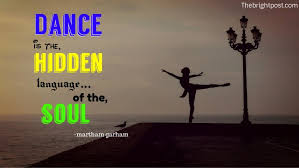 Dance Quotes Stunning Famous International Dance Day Quotes International Dance Day